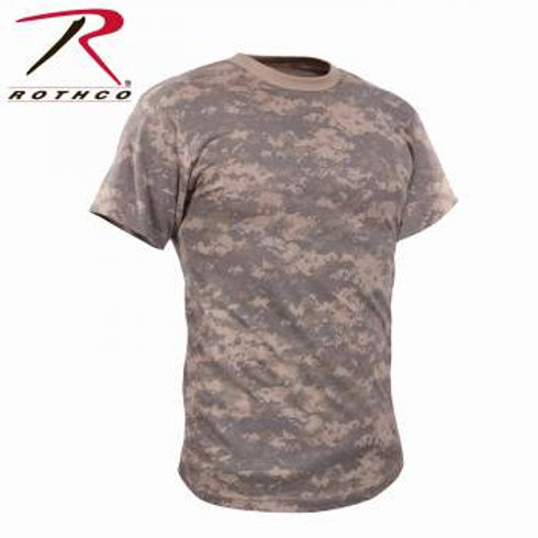 Rothco Vintage Camo T-Shirts