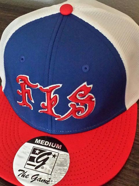 "FIS For Insane Sports ""Chili Cheese Fries"" Flex Hat"