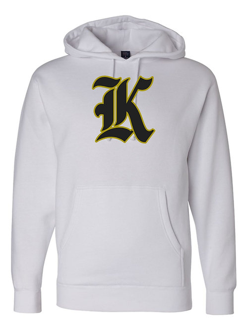 "Kuna ""K"" Hooded Heavy Sweatshirt"