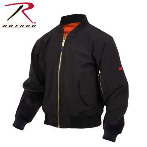 Rothco Soft Shell MA-1 Flight Jacket