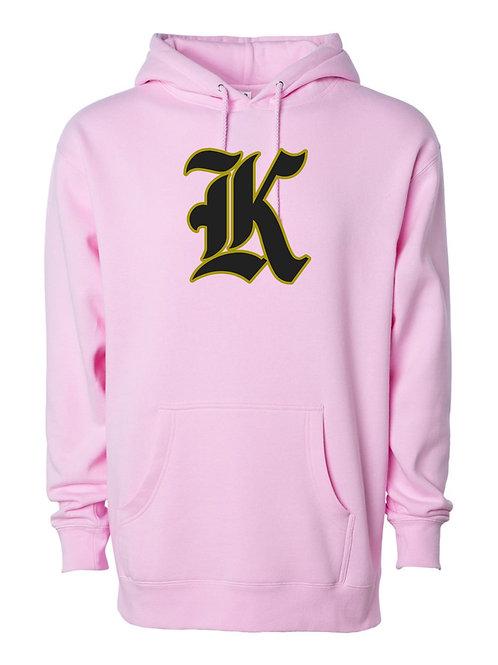 """Kuna """"K"""" Hooded Heavy Sweatshirt"""