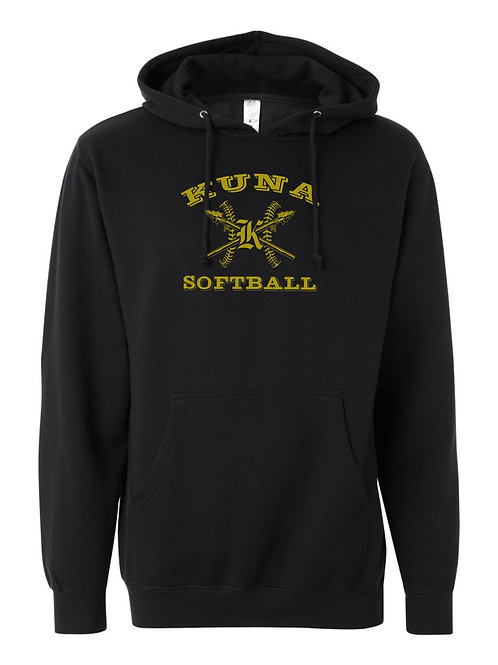 KYSBA Hooded Sweatshirt Baseball/Softball