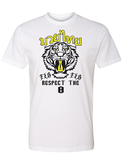 "FIS For Insane Sports ""Respect The 8"" Muay Thai"