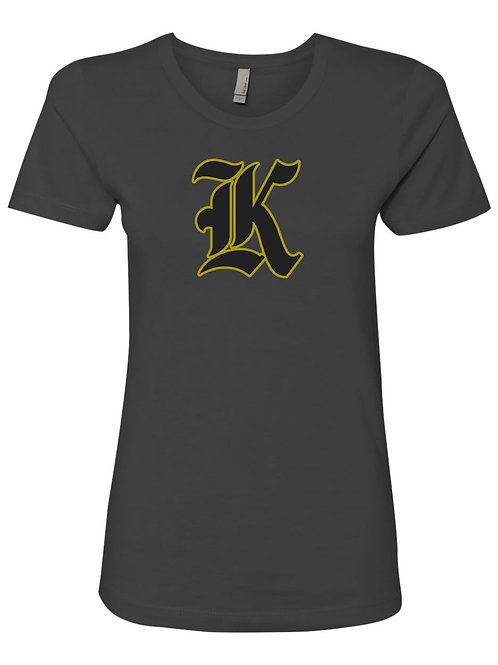 "copy of Kuna ""K"" Womens T-Shirt"
