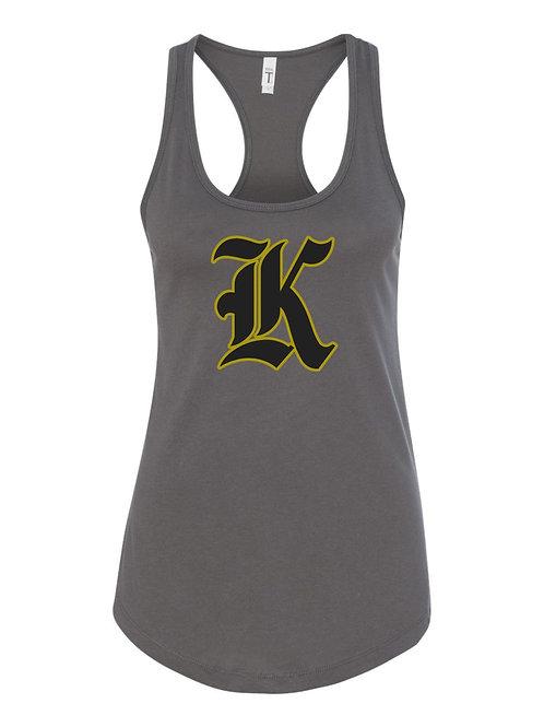 """Kuna """"K""""Racer Back Fan Tank"""