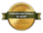 The Emerald Test Certificate Banner