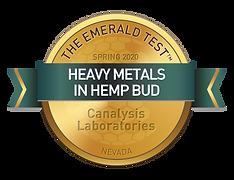 ESC HeavyM_HempBud-Spring2020-Canalysis.