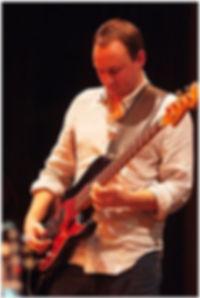Oli Hayhurst Bass Guitar