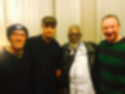 Gene Calderazzo, Kurt Rosenwinkel, Pharoah Sanders, OliHayhurst