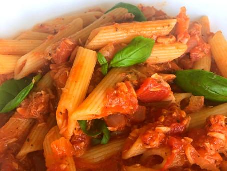 Tomato & Penne Pasta