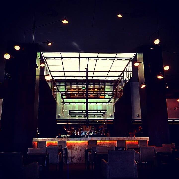 Increadible bar at the Lobby :)