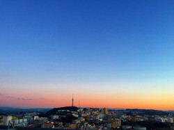 Gaia from the top @holidayinnportoga