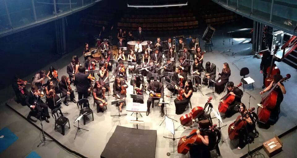 Concerto Sala São Paulo