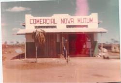 Construção sede Grupo Mutum