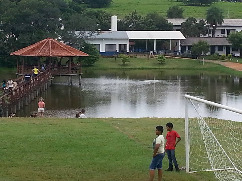 Futebol na Fazenda Mutum