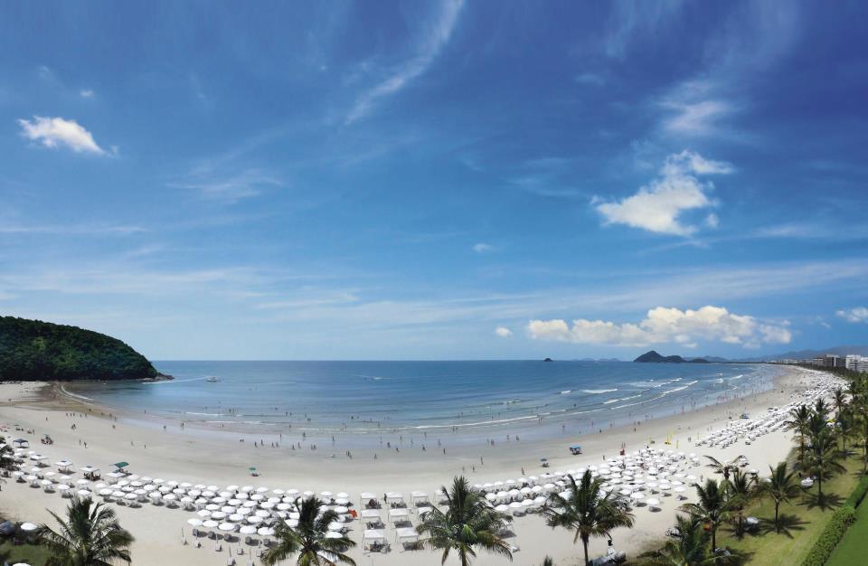 Praia da Riviera de São Lourenço