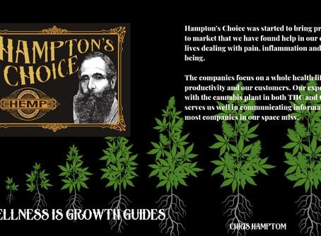 Hampton's Choice CBD: Micro-Dose Guide
