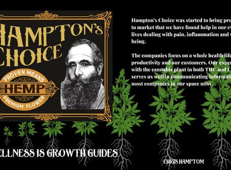 Hampton's Choice CBD: The endocannabinoid System