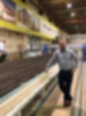 Med ansvar for innkjøp av råmaterialer sørger Anders Stensås for å holde produksjonen i gang på Støren Treindustri.