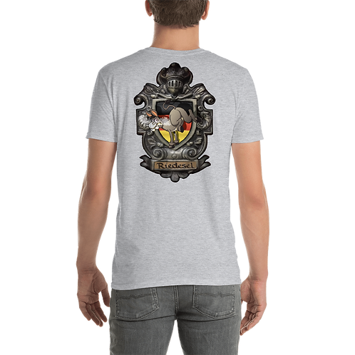 Riedesel coat of arms Short-Sleeve Unisex T-Shirt