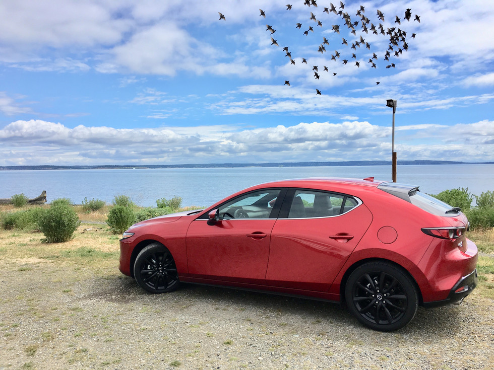 2019 Mazda3 - Revised, Refined and Just Remarkable