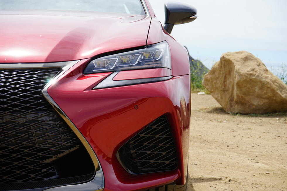 2017 Lexus GS F - The F Line Levels Up
