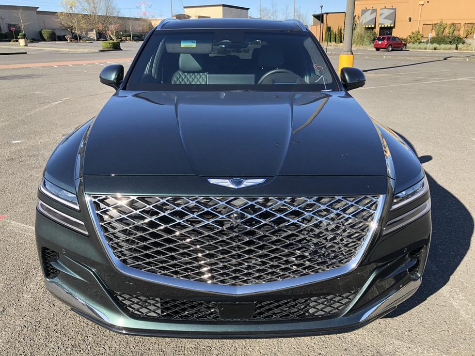 2021 Genesis GV80 - A Budget Bentley?