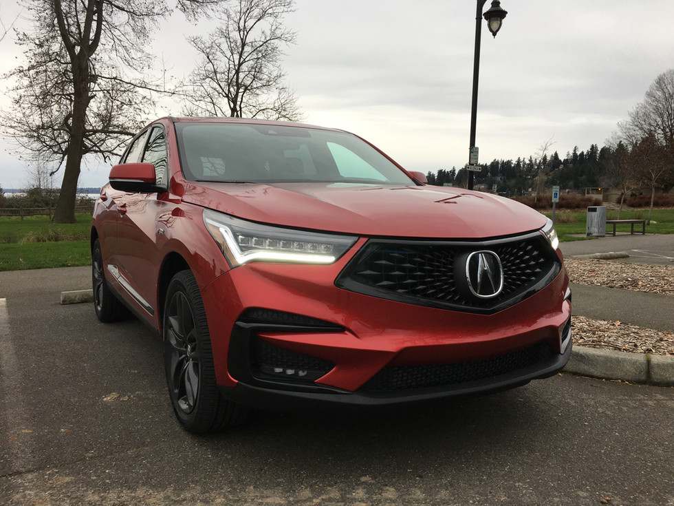 2019 Acura RDX A-Spec: Still Among the Best