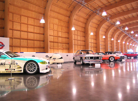 Our Top 5 Favorite BMWs…at ACM