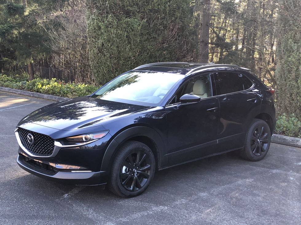2021 Mazda CX-30 Turbo Premium Plus - Punching Above Its Weight, In Typical Mazda Fashion