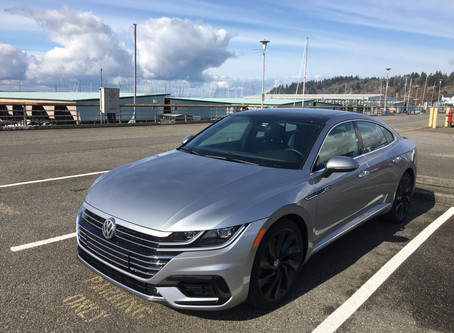 2020 Volkswagen Arteon SEL R-Line - The Audi A7's More Modest Cousin