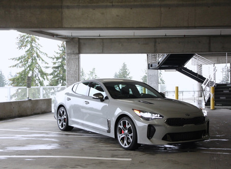 2018 Kia Stinger GT RWD - Nürburgring Performance Made Easy [and Affordable]