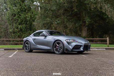 2021 Toyota GR Supra 3.0 Premium - The Return of Supra?