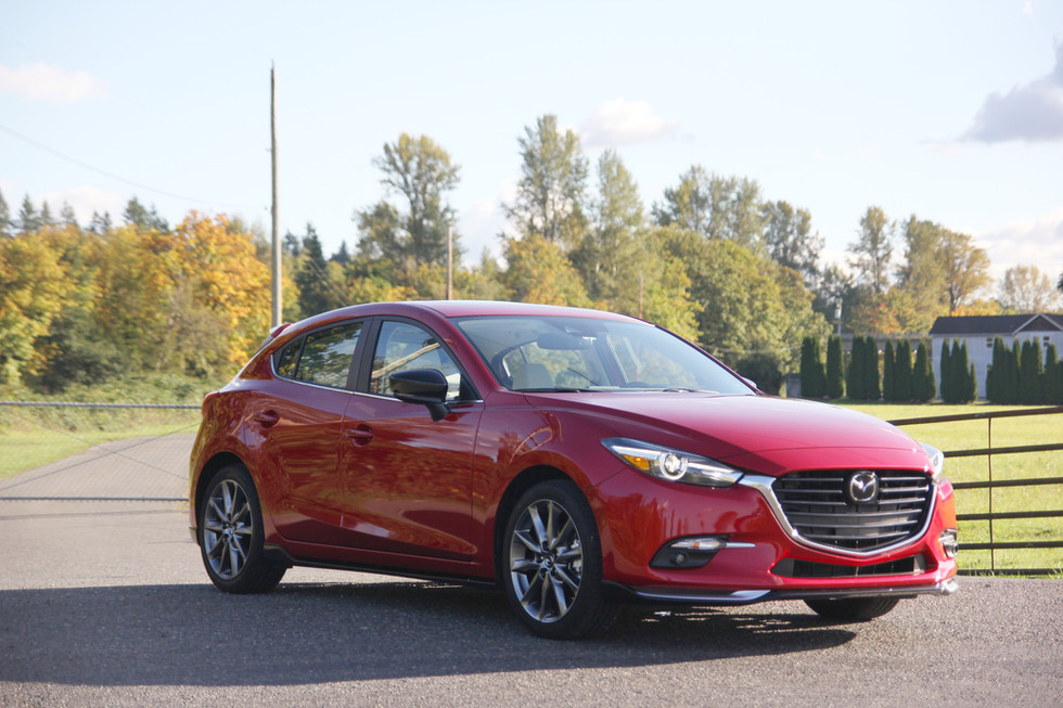 2018 Mazda 3 5-Door Grand Touring - Best Drive In The Class?