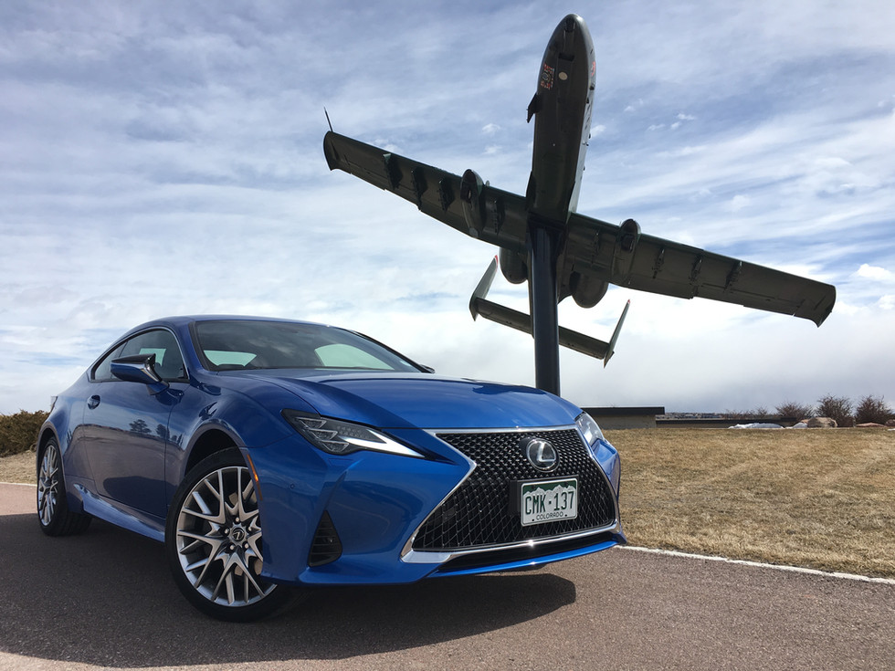 2019 Lexus RC350 AWD F Sport - Compelling but Compromised?