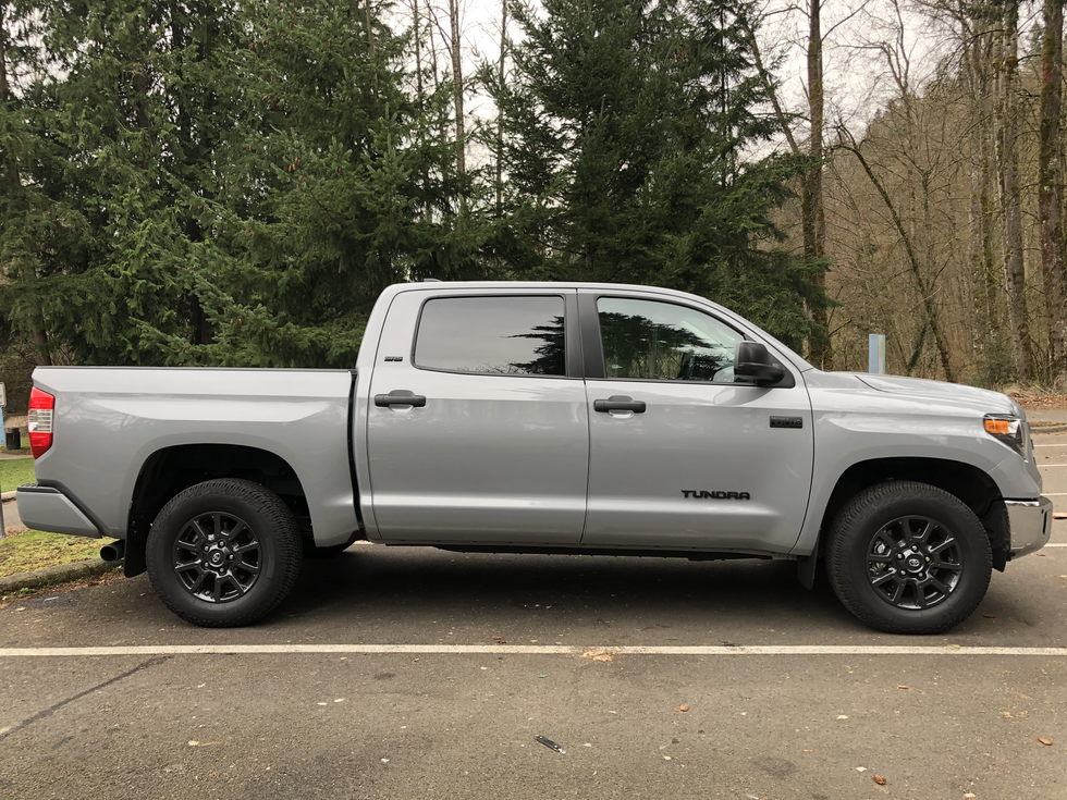 2021 Toyota Tundra SR5 - Old (and Aging Quickly) Faithful
