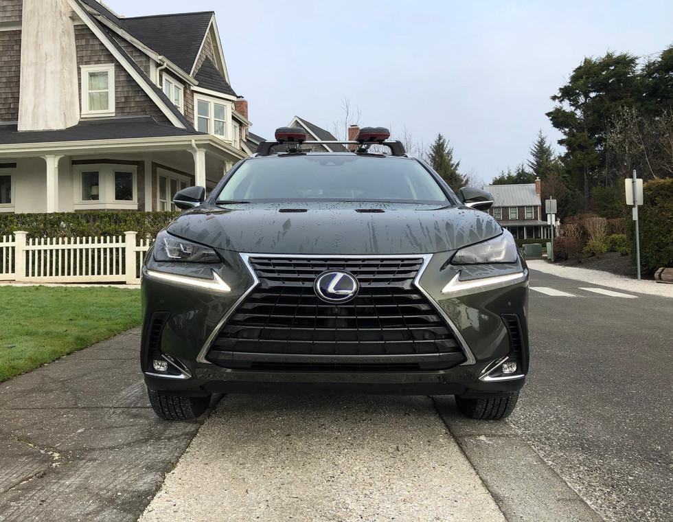 2021 Lexus NX 300h Luxury - Not Quite Goldilocks' Favorite