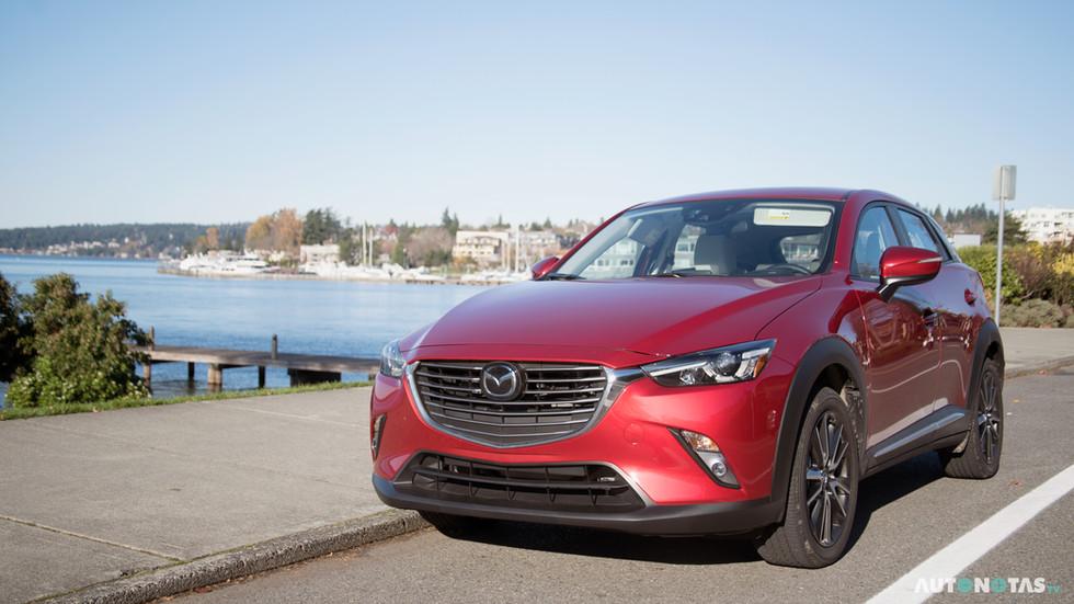 2016 Mazda CX-3: The New Kid