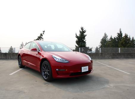 2018 Tesla Model 3 Long Range - Is It A Proper Sport Sedan?