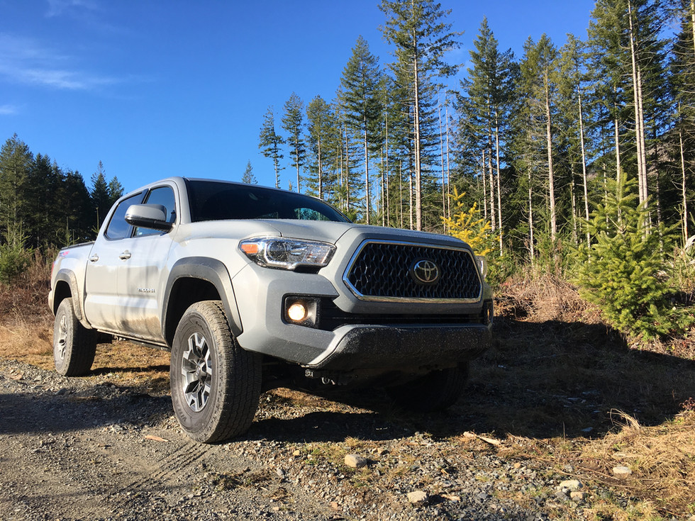 2018 Toyota Tacoma TRD Off-Road - If Mad Max Owned a Truck...