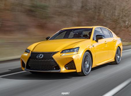 2020 Lexus GS F - A Love Letter