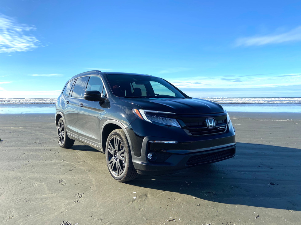 2020 Honda Pilot Black Edition - Maximum Road Trip Functionality With Minimal Effort
