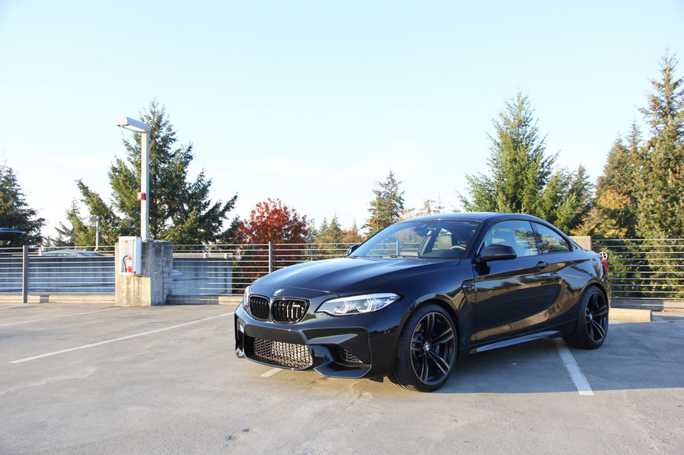 2018 BMW M2 - Back To Its Roots?