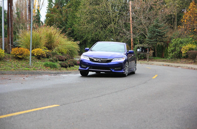 Four Reasons Why the Honda Accord Coupe V6 is One of the