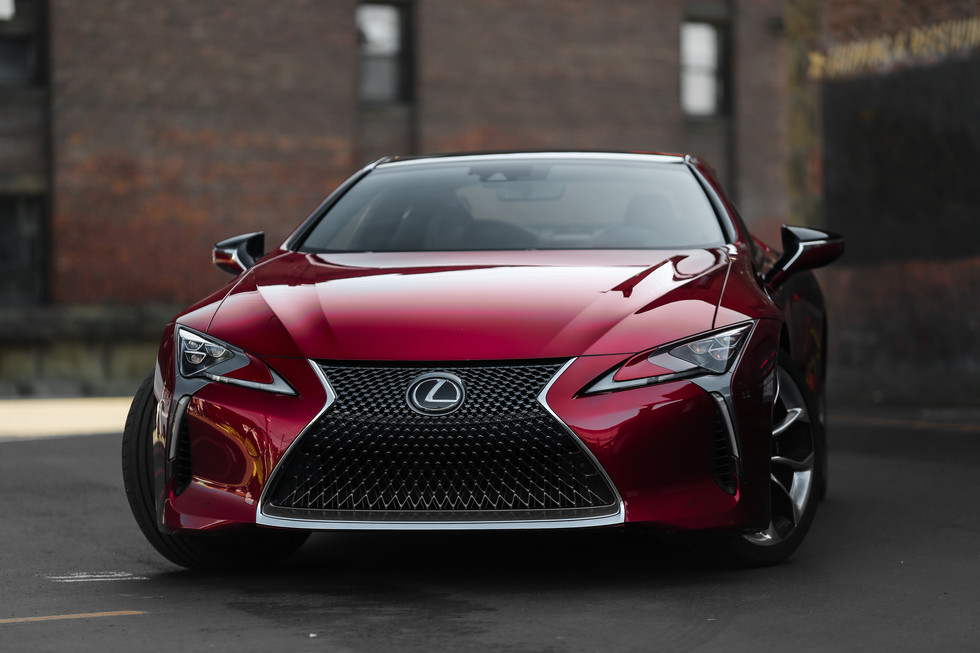 2018 Lexus LC 500 - Lexus' New [and Deserving] Crown Jewel