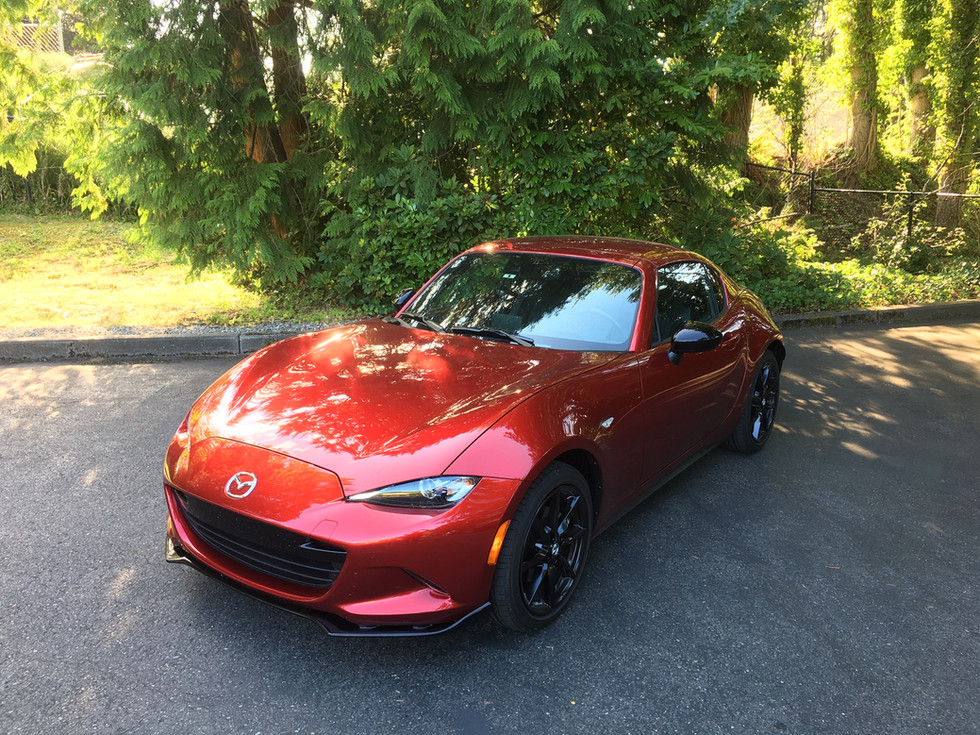 Five Reasons Why Miata Is Always The Answer