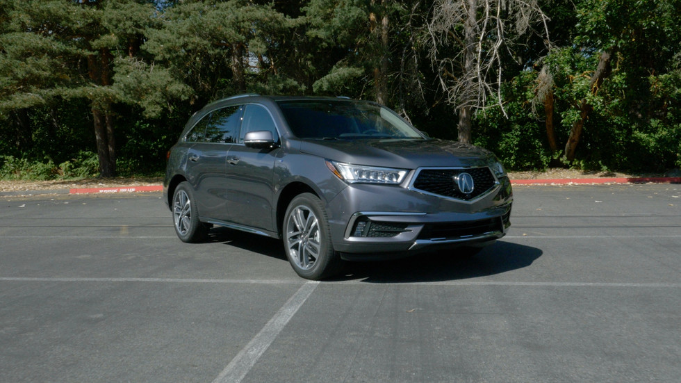2017 Acura MDX Sport Hybrid - The Heart Of An NSX In A Crossover?