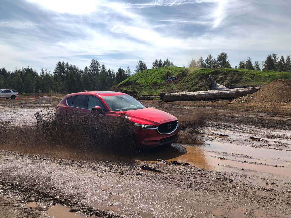 2018 Mazda CX-5 Grand Touring AWD - The Niche Choice