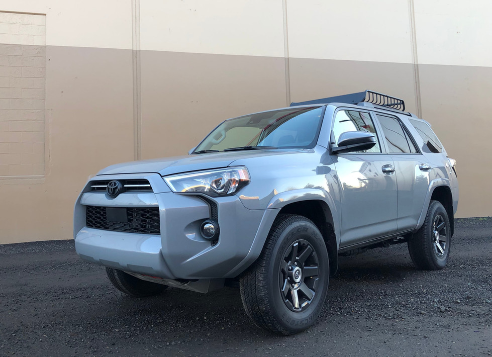 2021 Toyota 4Runner Trail Special Edition - An SR5 in TRD Pro Clothing