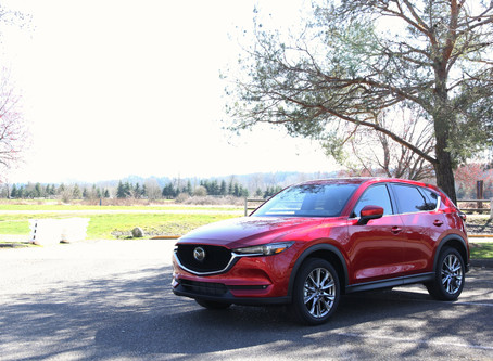 2019 Mazda CX-5 Signature AWD - The One We've Been Waiting For